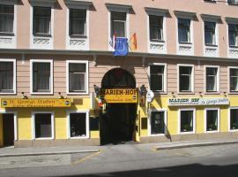 Appartement Hotel Marien-Hof, pet-friendly hotel in Vienna