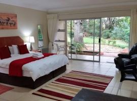 Anka Lodge, apartment in Johannesburg