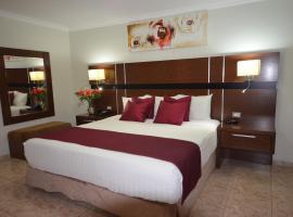 Hotel Coral Suites, hotel en Panamá