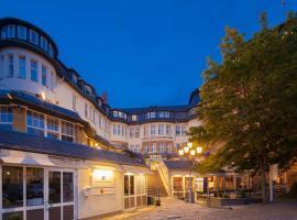 Hotel Der Achtermann, hotelli Goslarissa