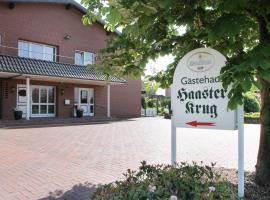 Hotel Haaster Krug Otte, Hotel in Großenkneten