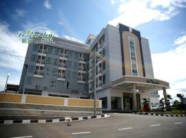 De' Garden Hotel, Butterworth, hotel in Butterworth