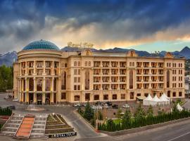 Отель Royal Tulip Almaty, отель в Алматы