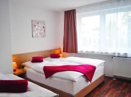 Hotel Platinium, Hotel in Aachen