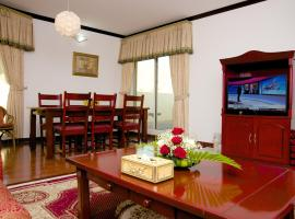 Green Mubazzarah Chalets, hotel in Al Ain