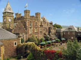 Craig-Y-Nos Castle, hotel in Abercraf