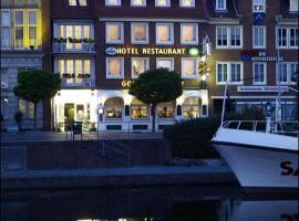 Restaurant Hotel Goldener Adler, Hotel in Emden