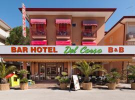 Hotel Del Corso, hotel v Bibione