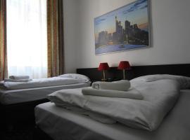 Carlton Hotel, hotel in Frankfurt/Main