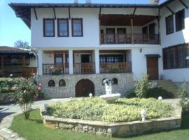 Bohemi Hotel, hotel in Arbanasi