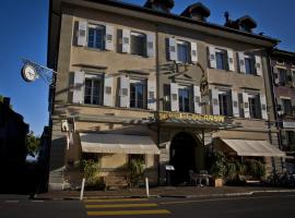 Auberge du Raisin, hotel in Cully