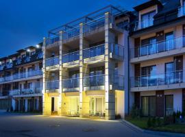 Tęczowe Wzgórze, apartment in Wisła