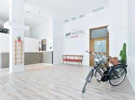Ant Hostel Barcelona, albergue en Barcelona