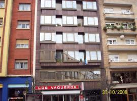 Hostal Álvarez, B&B in Oviedo