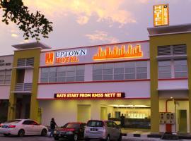 Uptown Hotel Seremban, hotel in Seremban