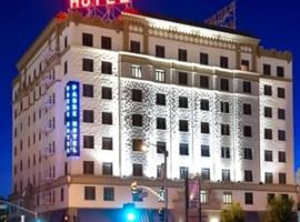 Padre Hotel, hotel v destinaci Bakersfield