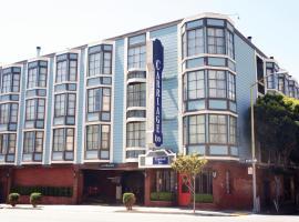 Carriage Inn, hotel near Bill Graham Civic Auditorium, San Francisco