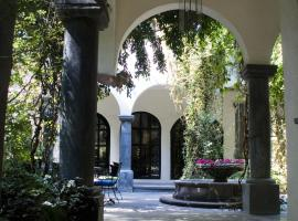 Casa Mision de San Miguel, hotel in San Miguel de Allende