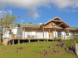 Hotel Tekarera - Kainga Nui, hotel en Hanga Roa