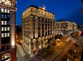Hotel St Paul, hotel near Place Jacques Cartier, Montreal