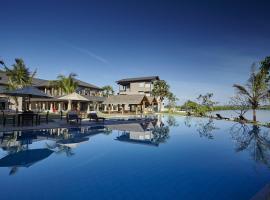 Amaranthe Bay Resort & Spa, resort in Trincomalee
