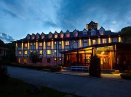 Hotel Golfer, hotel v destinaci Kremnica