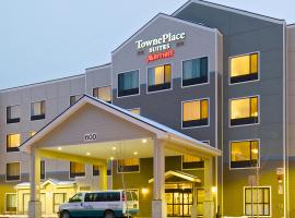 TownePlace Suites by Marriott Anchorage Midtown, Hotel in Anchorage