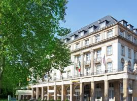 Schlosshotel Karlsruhe, отель в Карлсруэ