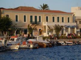 Avra Hotel, hotel near Pachia Ammos Beach, Tinos Town