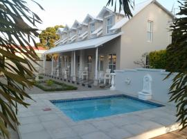 Kastelein Guesthouse, hotel with parking in Pongola