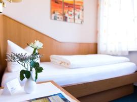 Stadthotel im Kolpinghaus, отель в городе Верне-ан-дер-Липпе