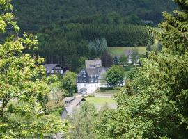 Bed and Breakfast Am Knittenberg, accessible hotel in Winterberg