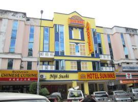 Sun Inns Hotel Kepong, hotel in Kuala Lumpur