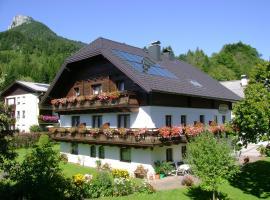 Haus Brigitte, Pension in Fuschl am See