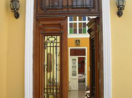 Residencial Miraflores B&B, accessible hotel in Lima