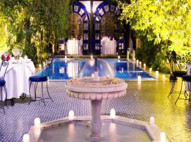 Palais Shéhérazade & Spa, отель в Фесе