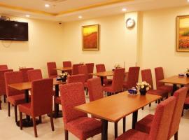 Hanting Express Nanchang Middle Hongdu Avenue, отель в городе Наньчан