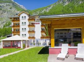 Wellness- und Schneesporthotel Christiania, Hotel in Saas-Almagell