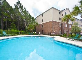 Homewood Suites Jacksonville Deerwood Park, hotel in Jacksonville