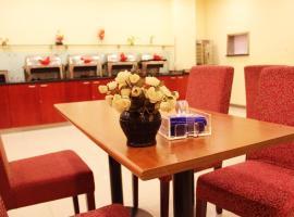 Hanting Express Qingdao Taidong Wanda Square, hôtel à Qingdao