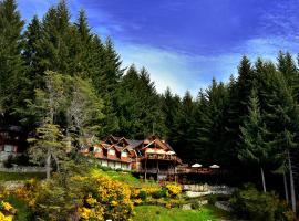 Dos Bahias Lake Resort, hotel cerca de Isla Victoria, Villa La Angostura