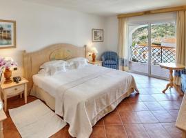 Grand Hotel Poltu Quatu, hotel in Porto Cervo