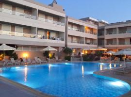Agela Hotel & Apartments, serviced apartment in Kos Town