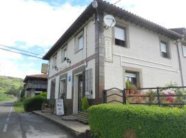 Pension Parrilla Casa Vicente, B&B in Tineo