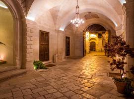 Palazzo Viceconte, hotel in Matera