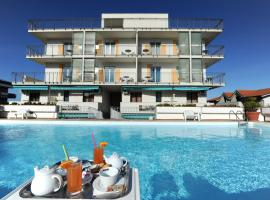 Hotel Sole, отель в Монтесильвано
