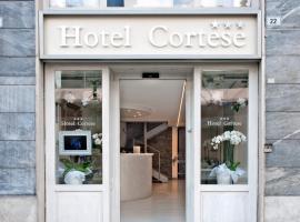 Hotel Cortese, отель в городе Сан-Ремо