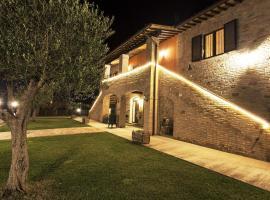 Il Casale Della Fornace, hotel cerca de Aeropuerto de Perugia San Francesco d'Assisi - PEG,