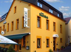 Hotel Saarblick Mettlach, hotel Mettlachban