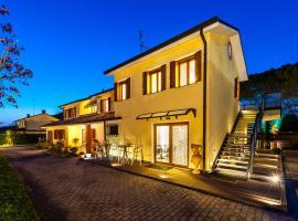 B&B Ca' del Faro, hotel poblíž významného místa Parco Zoo Punta Verde, Bibione